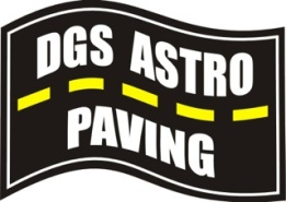 Thank you to DGS Astro Paving for donating in-kind a projector and screen in 2015 (which we use on a weekly basis for our children's choir!), and for sponsoring the performance rights to our 2016 Broadway Chorus program, Alice in Wonderland JR and Mulan JR