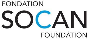 "The SOCAN Foundation was a financial contributor to the ""We Have a Dream"" concert in February 2016"